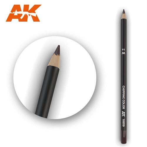 ak10019 Patineringsblyant, chipping color