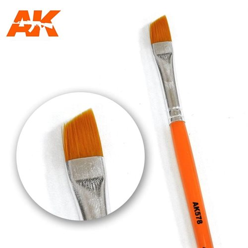 AK578 DIAGONAL WEATHERING BRUSH