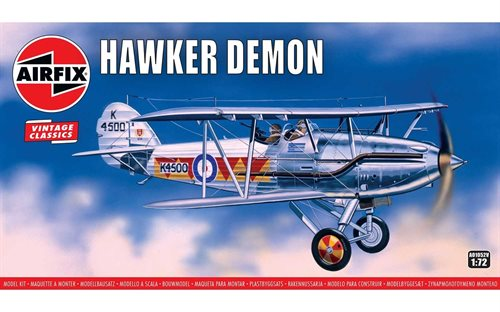 Airfix A01052V Hawker Demon 1:72