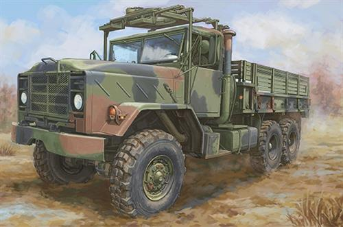 I Love Kit 93514 M923A2 Military Cargo Truck 1/35